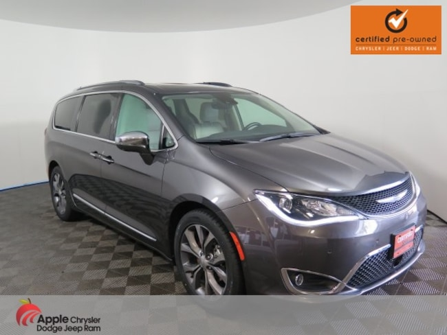 Used 2017 Chrysler Pacifica Limited For Sale Shakopee Mn Stock