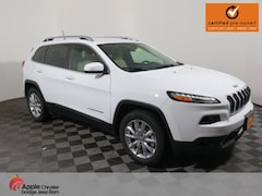 Used 2017 Jeep Cherokee Limited SUV for sale in Shakopee