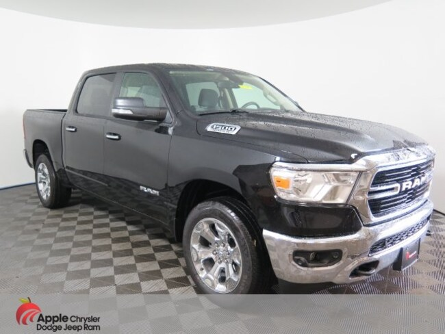 New 2019 Ram 1500 BIG HORN / LONE STAR CREW CAB 4X4 5'7 BOX Crew Cab for sale in Shakopee