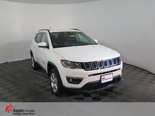 New 2018 Jeep Compass LATITUDE 4X4 Sport Utility for sale in Shakopee