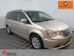 Certified 2016 Chrysler Town & Country Touring Minivan/Van for sale in Shakopee