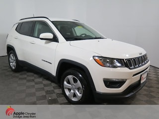 New 2019 Jeep Compass LATITUDE 4X4 Sport Utility for sale in Shakopee