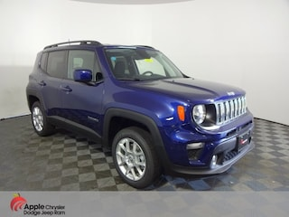 New 2019 Jeep Renegade LATITUDE 4X4 Sport Utility for sale in Shakopee