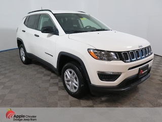 New 2019 Jeep Compass SPORT 4X4 Sport Utility for sale in Shakopee