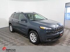 Used 2018 Jeep Cherokee Latitude Plus SUV for sale in Shakopee
