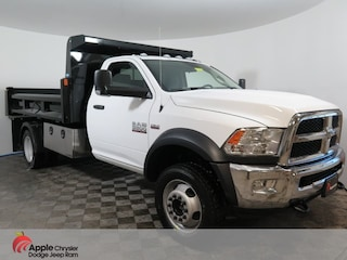 New 2018 Ram 5500 TRADESMAN CHASSIS REGULAR CAB 4X4 168.5 WB Regular Cab for sale in Shakopee
