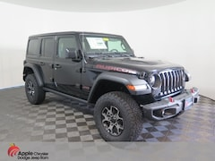 New 2019 Jeep Wrangler UNLIMITED RUBICON 4X4 Sport Utility for sale in Shakopee