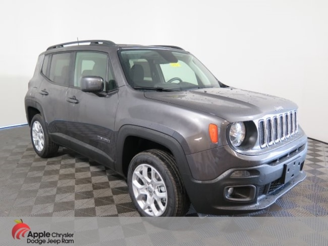 New 2018 Jeep Renegade LATITUDE 4X4 Sport Utility for sale in Shakopee