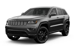 New 2019 Jeep Grand Cherokee ALTITUDE 4X4 Sport Utility for sale near Burnsville
