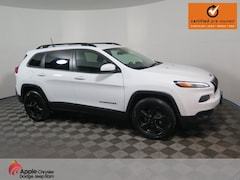 Used 2016 Jeep Cherokee High Altitude High Altitude SUV for sale in Shakopee