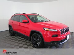 Used 2018 Jeep Cherokee Latitude Altitude Black PKG SUV for sale in Shakopee