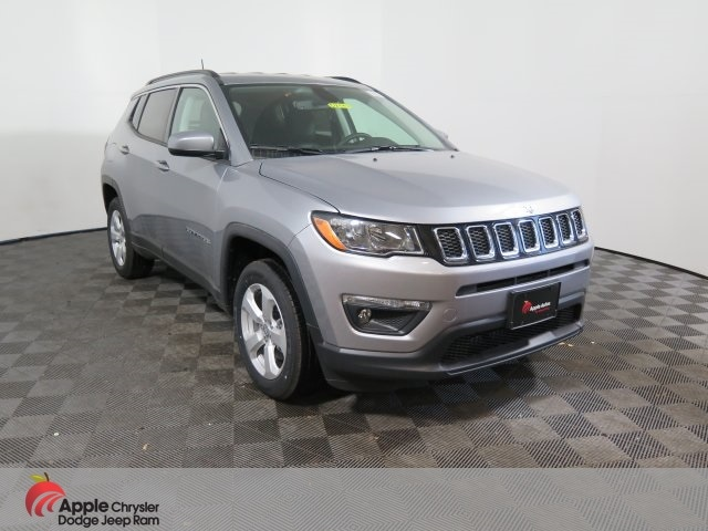 2018 Jeep Compass LATITUDE 4X4 Sport Utility for sale in Shakopee