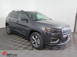 New 2019 Jeep Cherokee LIMITED 4X4 Sport Utility for sale in Shakopee