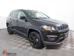 New 2019 Jeep Compass ALTITUDE 4X4 Sport Utility for sale near Burnsville