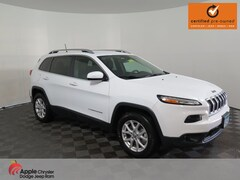 Used 2018 Jeep Cherokee Latitude Plus SUV for sale in Shakopee