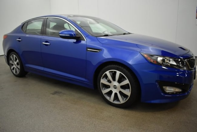 Used 2013 Kia Optima SX Sedan near Baltimore
