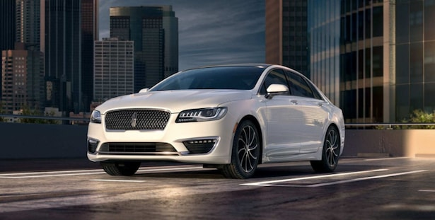 2018 Lincoln MKZ coming to Clarksville