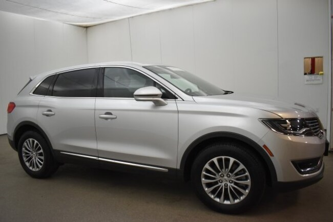 Used 2017 Lincoln MKX Select SUV near Baltimore