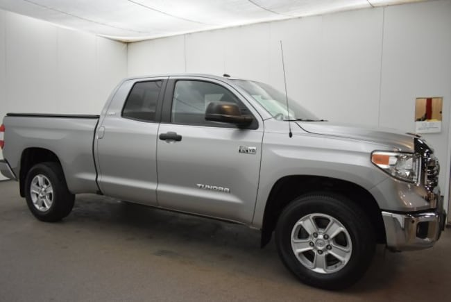 Used 2016 Toyota Tundra SR5 Truck near Baltimore
