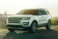 2017 Ford Explorer near Ellicott City