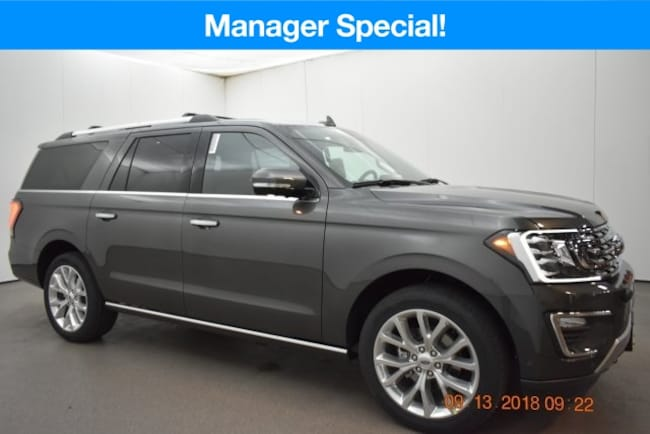 New 2018 Ford Expedition Max Limited SUV near Baltimore, MD