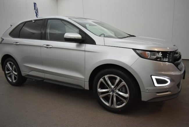 Certified Pre-Owned 2015 Ford Edge Sport SUV near Baltimore