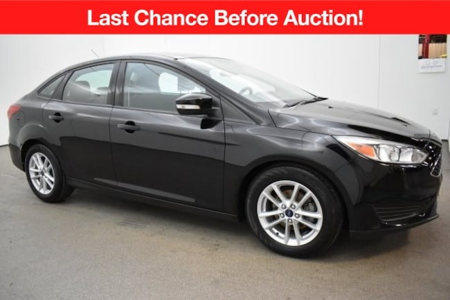 Certified Pre-Owned 2016 Ford Focus SE Sedan near Baltimore