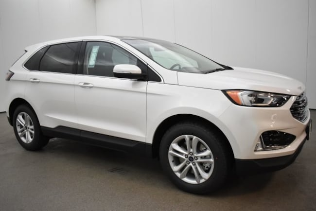 New 2019 Ford Edge SEL SUV near Baltimore, MD