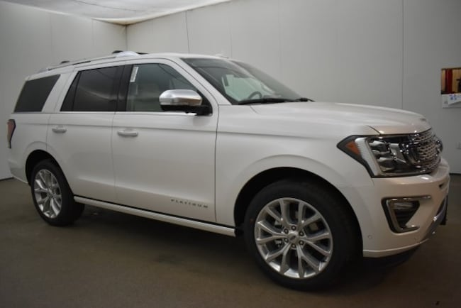 New 2019 Ford Expedition Platinum SUV near Baltimore, MD