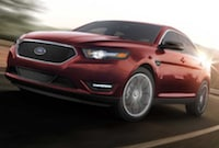 2018 Ford Taurus near Baltimore