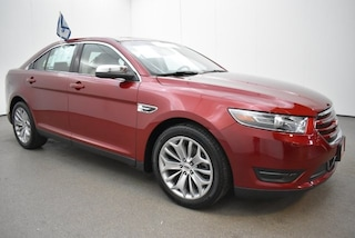 Certified Pre-Owned 2015 Ford Taurus Limited Sedan near Baltimore