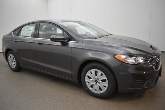New 2019 Ford Fusion S Sedan near Baltimore, MD