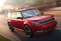 2018 Ford Flex near Baltimore