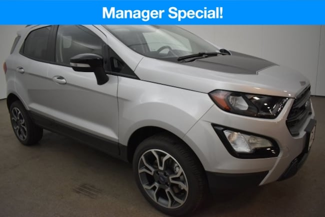 New 2019 Ford EcoSport SES SUV near Baltimore, MD
