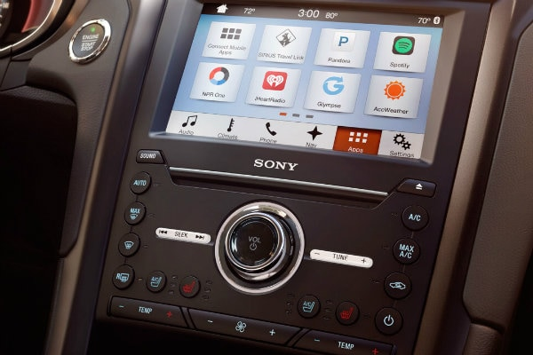Ford SYNC Technology in Columbia