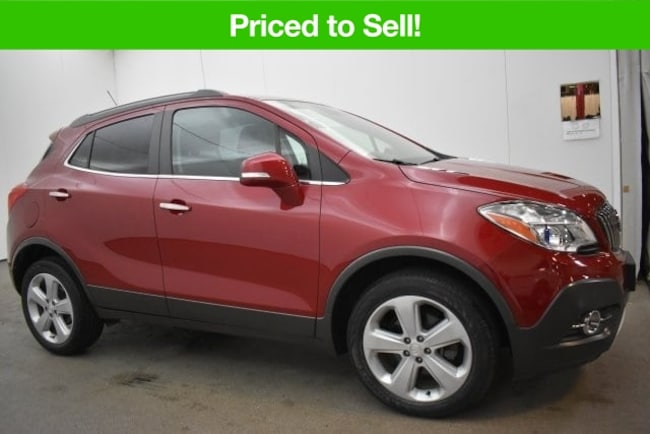 Used 2016 Buick Encore Premium SUV near Baltimore