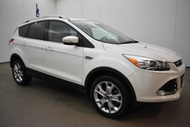 Certified Pre-Owned 2016 Ford Escape Titanium SUV near Baltimore