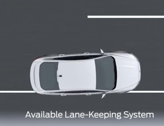 Lane-Keeping System
