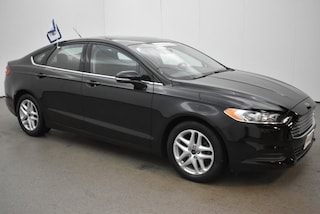 Certified Pre-Owned 2016 Ford Fusion SE Sedan near Baltimore