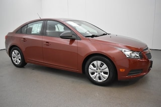 Bargain Used 2013 Chevrolet Cruze LS Sedan near Baltimore