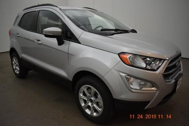 New 2018 Ford EcoSport SE SUV near Baltimore, MD