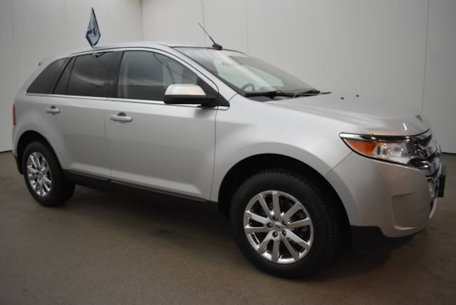 Certified Pre-Owned 2014 Ford Edge Limited SUV near Baltimore