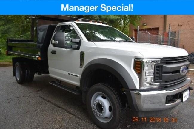 New 2018 Ford F-450SD XL Truck near Baltimore, MD