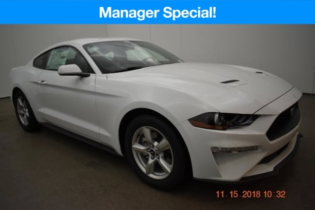 New 2019 Ford Mustang Ecoboost Coupe near Baltimore, MD