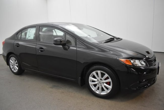 Used 2012 Honda Civic EX-L Sedan near Baltimore