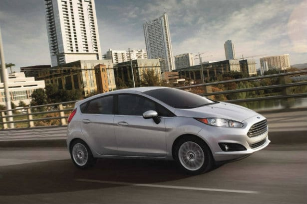 2017 Ford Fiesta available near Baltimore
