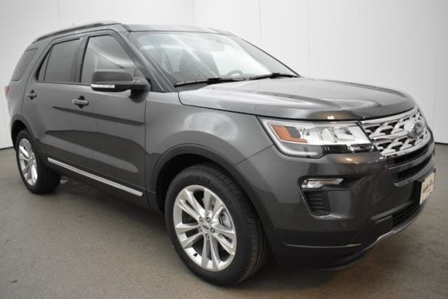 New 2019 Ford Explorer XLT SUV near Baltimore, MD
