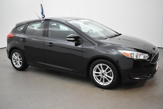 Certified Pre-Owned 2015 Ford Focus SE Hatchback near Baltimore
