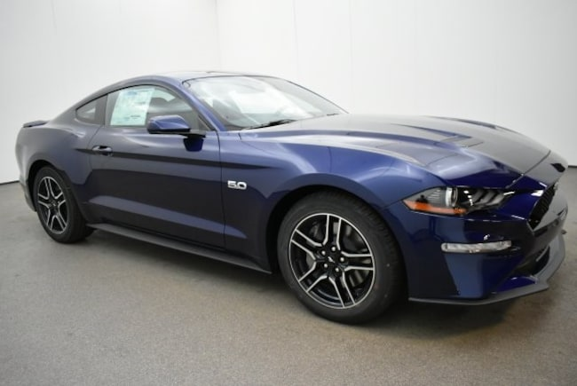 New 2019 Ford Mustang GT Coupe near Baltimore, MD