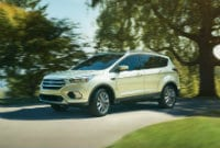 2017 Ford Escape near Clarksville